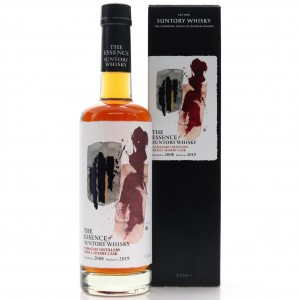 Yamazaki 2008 Refill Sherry Cask 50cl / The Essence of Suntory