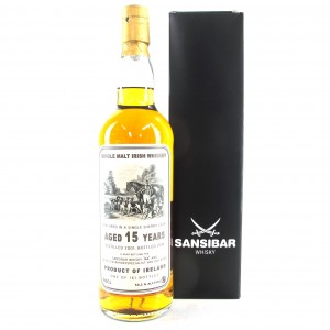 Irish Single Malt 2001 Sansibar 15 Year Old Sherry Cask / Van der Boog