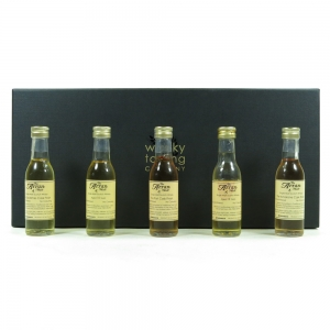 Whisky Tasting Company Arran Whisky Selection 5 x 30ml