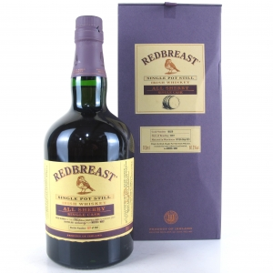 Redbreast 2001 Single Sherry Cask 16 Year Old / Master of Malt