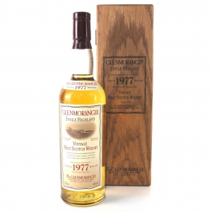 Glenmorangie 1977 21 Year Old / 1998 Edition
