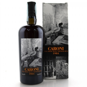 Caroni 1984 Full Proof 22 Year Old Heavy Rum