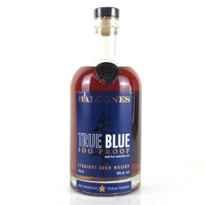 Balcones True Blue Corn Whisky