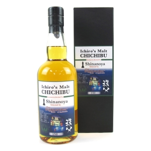 Chichibu 2010 Ichiro's Malt Single Cask #710 / Highlander Inn for Shinanoya