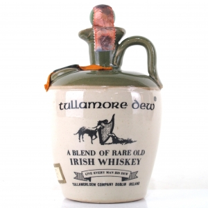 Tullamore Dew Decanter 1970s