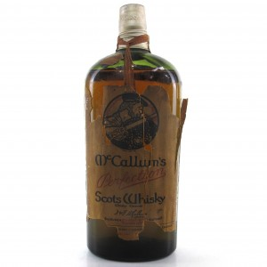 McCallum's Perfection Scots Whisky 1960s
