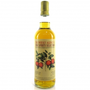 Single Cask German Cherry Spirit 2006 Whisky Agency 6 Year Old