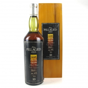 Islay Pillaged 2003 10 Year Old Blend