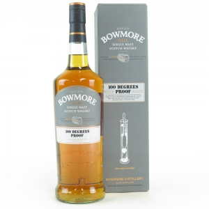 Bowmore 100 Degrees Proof / Signed