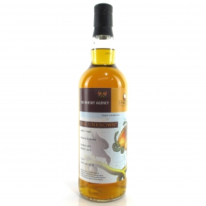 The Unknown Trinidad 1991 Whisky Agency 24 Year Old Rum