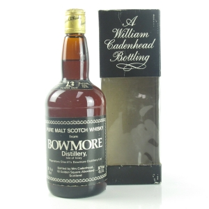 Bowmore 1965 Cadenhead's 13 Year Old