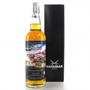 Speyside Single Malt Sansibar Very Old Selection / Veka Man Rally Team
