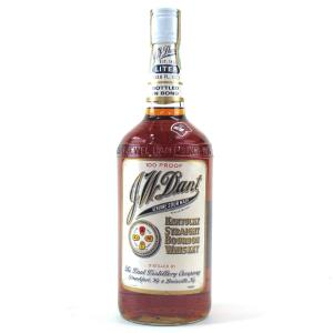 J.W. Dant 1979 Bourbon 100 Proof 1 Litre