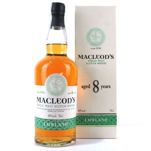 Macleod's 8 Year Old Lowland Single Malt