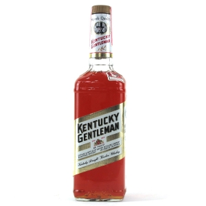 Kentucky Gentleman 4 Year Old Kentucky Straight Bourbon Circa 1978