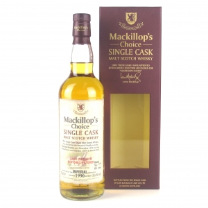 Imperial 1990 Mackillop's Choice 23 Year Old