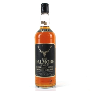 Dalmore 12 Year Old 1980s / Portuguese Import