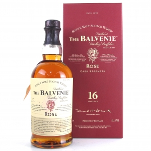 Balvenie Rose 16 Year Old / 1st Edition 2nd Bottling