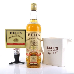 Bell's Old Scotch Whisky 1970s / Including Jug, Miniature and Optic