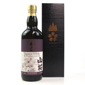 Yamazakura 9 Year Old Cask Strength / Sherry Cask