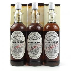 Glen Grant 1950, 1951, and 1952 Gordon and MacPhail