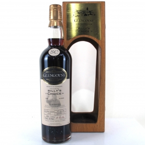 Glengoyne 1989 Billy's Choice 18 Year Old