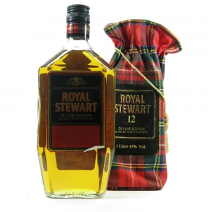 Royal Stewart 12 Year Old