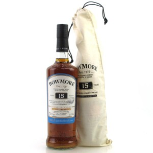 Bowmore 15 Year Old Sherry Casks / Feis Ile 2018