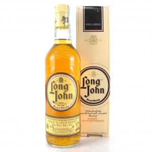 Long John Finest Scotch Whisky 1970s