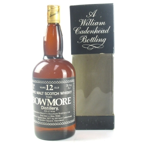 Bowmore 1965 Cadenhead's 12 Year Old