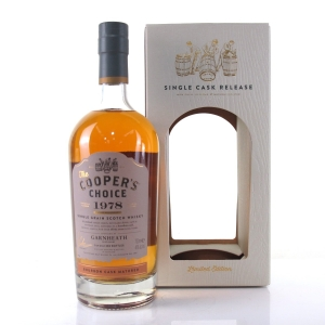 Garnheath 1978 Cooper's Choice 37 Year Old
