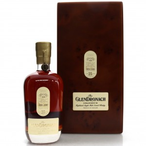 Glendronach Grandeur 25 Year Old Batch #007