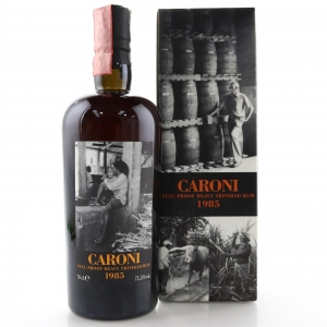 Caroni 1985 Full Proof 20 Year Old Heavy Rum