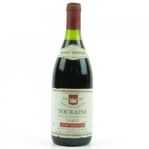 Reme-Pannier Gamay 1991 Touraine