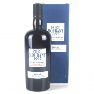 Port Mourant 1997 Cask Strenth 15 Year Old Demerara Rum