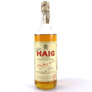 Haig Fine Old Scotch Whisky 1980s
