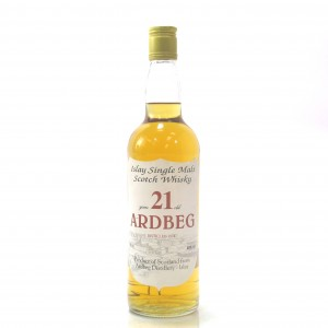 Ardbeg 1974 Sestante 21 Year Old / White Crest