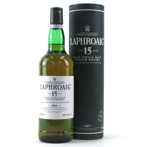 Laphroaig 15 Year Old 75cl / US Import