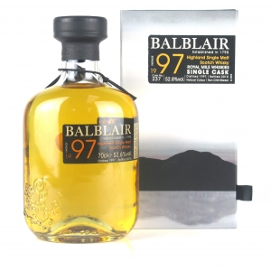 Balblair 1997 Single Cask #237 / Royal Mile Whiskies