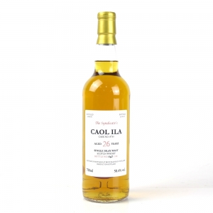 Caol Ila 1990 The Syndicate's 26 Year Old