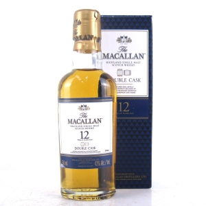 Macallan 12 Year Old Double Cask Miniature 5cl