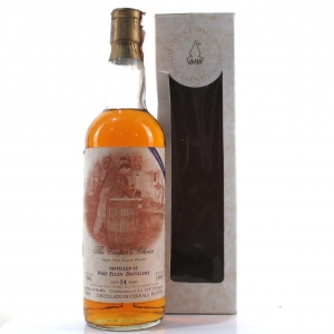 Port Ellen 1983 Cooper's Choice 14 Year Old Cask Strength