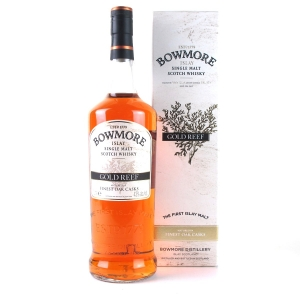 Bowmore Gold Reef 1 Litre