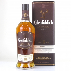 Glenfiddich 18 Year Old Small Batch Reserve
