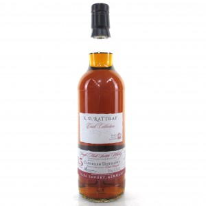 Clynelish 1995 A.D. Rattray 15 Year Old / German Exclusive