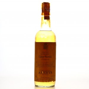 Glen Scotia 1968 Averys for Corti Brothers 10 Year Old