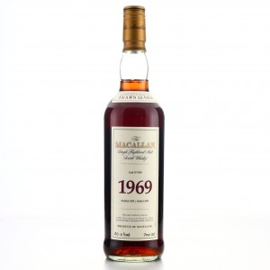 Macallan 1969 Fine and Rare 32 Year Old #9369