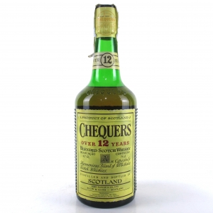 Chequers 12 Year Old 1970/80s