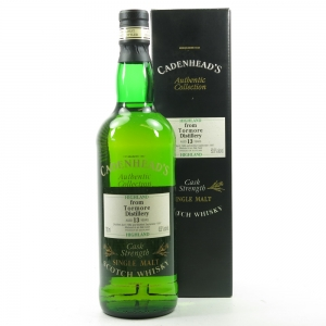 Tormore 1984 Cadenhead's 13 Year Old
