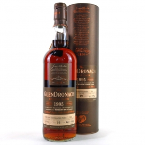Glendronach 1995 Single Cask 19 Year Old #3804 / Whiskybase.com Exclusive